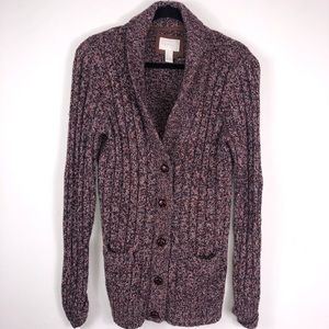 Forever 21 Button Down Cardigan Size Medium